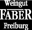 Weingut FABER Freiburg Logo