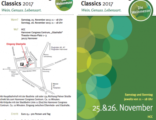 BW Classics Weinmesse in Hannover…