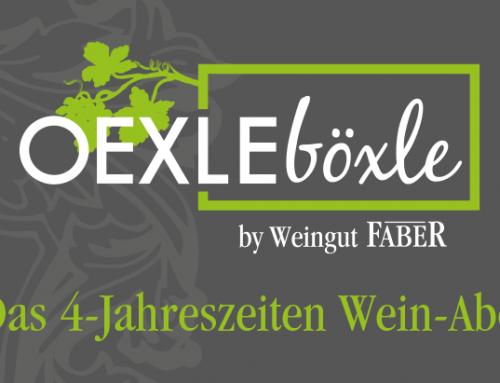 NEU: unser OEXLEboexle Weinpaket – eine superschöne Geschenkidee…