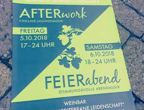 AfterWork Event im Weingut