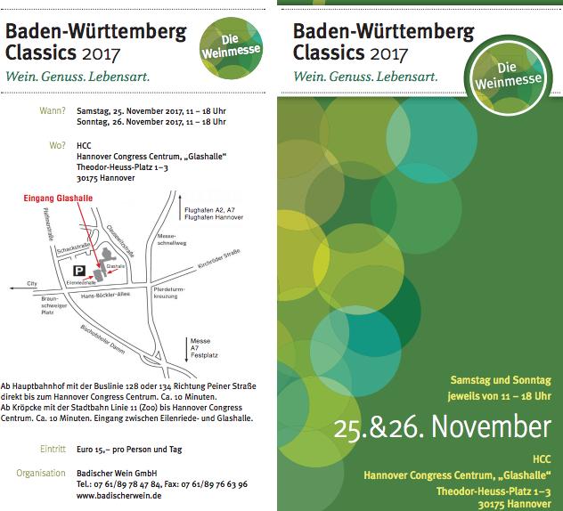 BW Classic Weinmesse Berlin Weingut Faber Freiburg