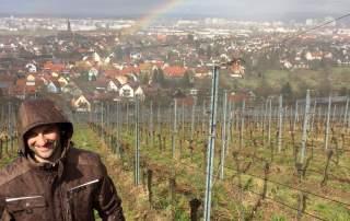 Bögen machen Weingut Faber Freiburg