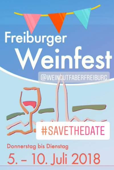 Freiburger Weinfest 2018 Weingut Faber Freiburg