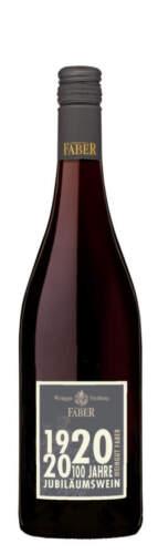 Jubiläumscuvée Rotwein